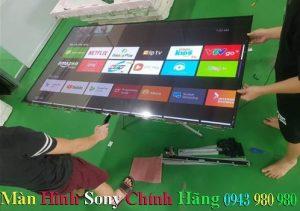 Thay màn hình tivi sony
