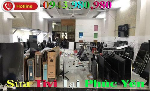 Trung tâm sửa chữa tivi tại thành phố phúc yên
