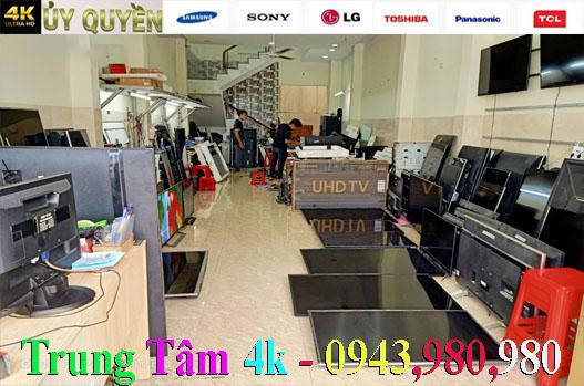 trung tâm sửa chữa tivi 4k